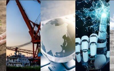 Las cinco eras en la transformación humana