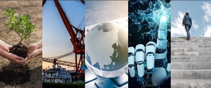 las 5 eras de la transformación humana